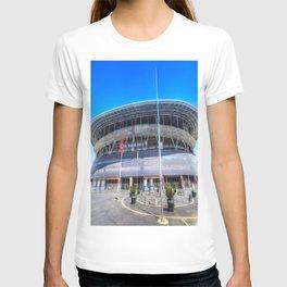 Galatasaray Stadium Istanbul T-shirt