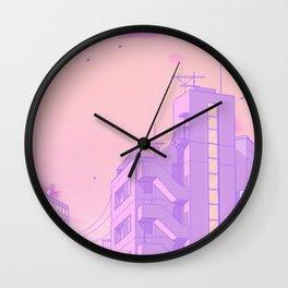 Tokyo Valentine Wall Clock