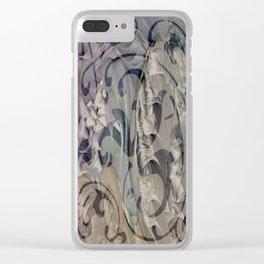 Moneta Clear iPhone Case