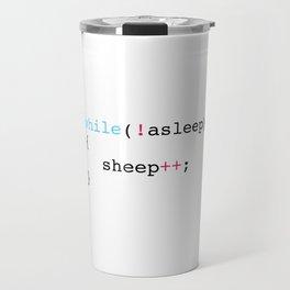 Sleep Travel Mug