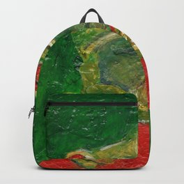 Red Eyed Frog Backpack