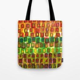 Frames under Color Tote Bag