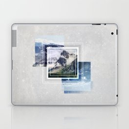 Inspiring mountain Laptop & iPad Skin