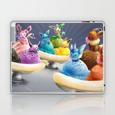 Evolution Banana Splits Laptop & iPad Skin