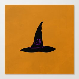 Witch Hat Canvas Print
