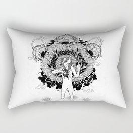 Groundwalker Rectangular Pillow