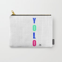 Y O L O  Carry-All Pouch