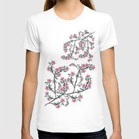 cherry blossoms T-shirts featuring Cherry Blossoms by famenxt