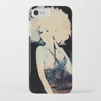 et iPhone & iPod Cases featuring ET by  Maʁϟ