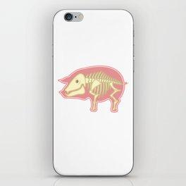 Piggy Pig iPhone Skin