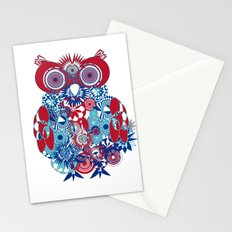 SPIRO OWL Stationery Cards