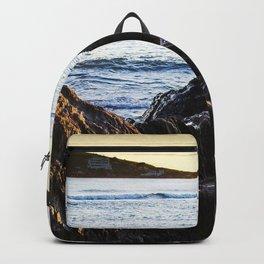 Burgh Island Sundown Backpack