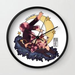 Cheshire Cat Shiro Wall Clock
