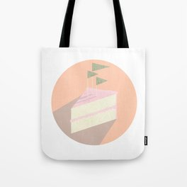 Always room for cake Tote Bag