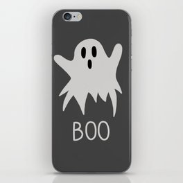 Are you scared ? #6 iPhone Skin