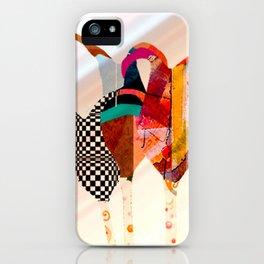 Harlequins iPhone Case