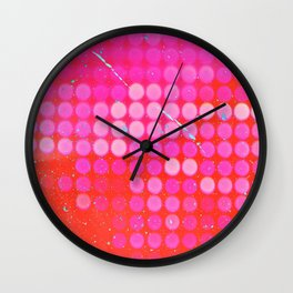 Dot and trace Wall Clock