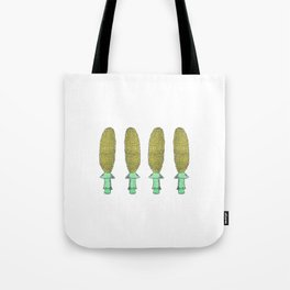 Maize en ete Tote Bag
