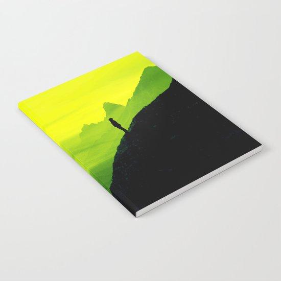 Vibrant Wasteland Notebook
