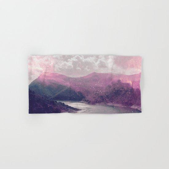 Magical Mountains Hand & Bath Towel