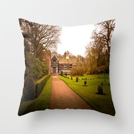 Country Home Goals Throw Pillow