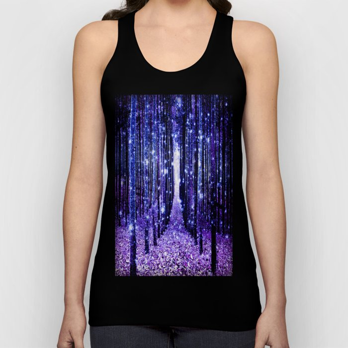Magical Forest Unisex Tank Top
