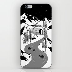 Whisky River iPhone Skin
