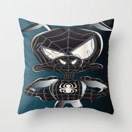 Spider Verse Ham 4 Throw Pillow