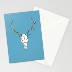 Skull Duggery Stationery Cards