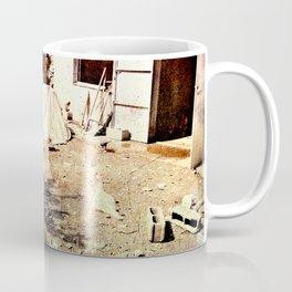 Vintage little farm house Coffee Mug