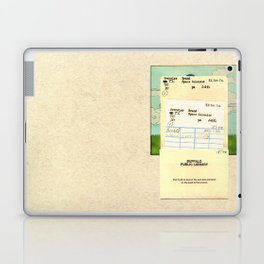 Space Colonies Are Overdue Laptop & iPad Skin