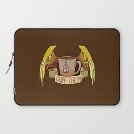 Seize the Tea! Laptop Sleeve