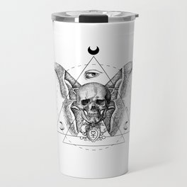Engraving - Moth Travel Mug