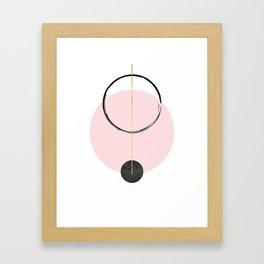The Ascend Framed Art Print