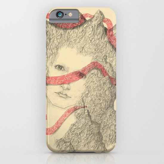 Mountains and Me iPhone & iPod Case