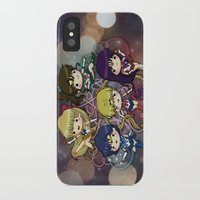 sailor moon iPhone & iPod Cases featuring Sailor moon by Madoso