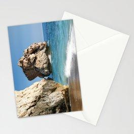 Aphrodite Rock Stationery Cards