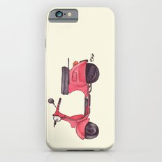 Vespa - ballpoint pen iPhone 6s Slim Case