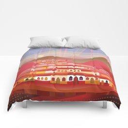 Michoacan Comforters