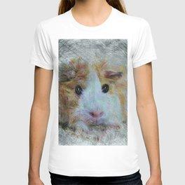 Artistic Animal Guinea Pig 3 T-shirt