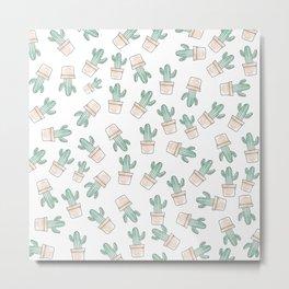 Cactus #1 Metal Print