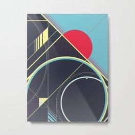 CS04 Metal Print