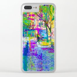 20180222 Clear iPhone Case