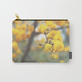pollen infestation ... don't breathe! Carry-All Pouch