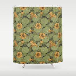 Art Nouveau William Morris Maurice Pillard Shower Curtain