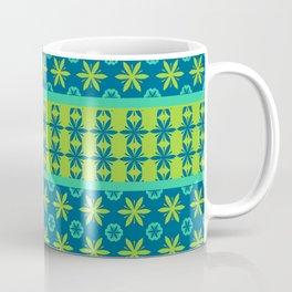 Floral motif ethnic pattern Coffee Mug