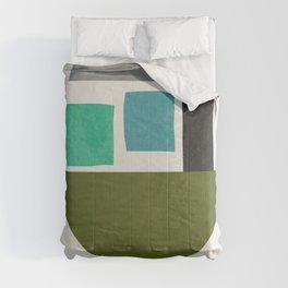 Abstract No.21 Comforters