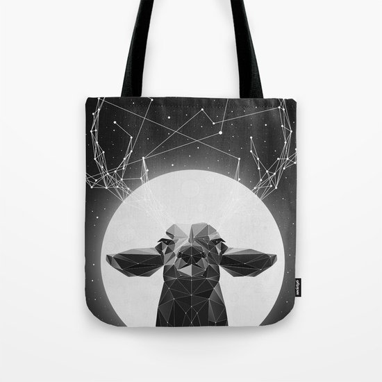 The Banyan Deer Tote Bag