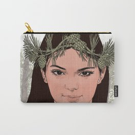 lady of the forest Carry-All Pouch