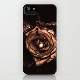 (he called me) the Wild rose iPhone Case